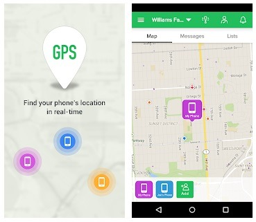 GPS Phone Tracker App 12