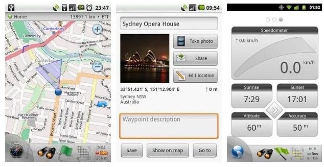 GPS Phone Tracker App 17