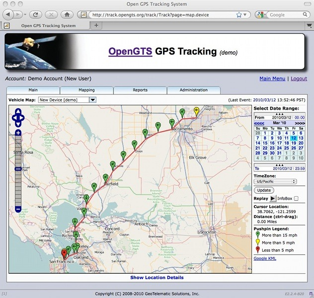 GPS Phone Tracker App 18