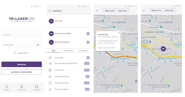 GPS Phone Tracker App 19
