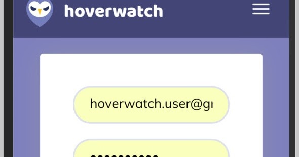 hoverwatch free android spy login to account
