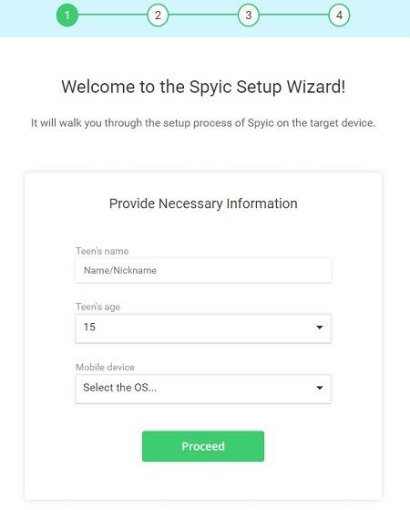 Spyic phone tracking app