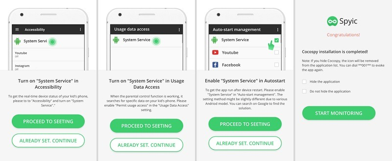 Spyic phone tracking app-2