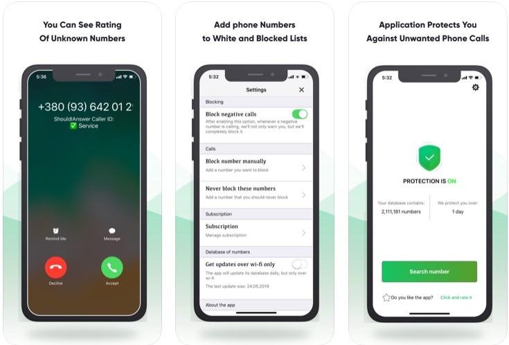 best call blocker app-Should I Answer