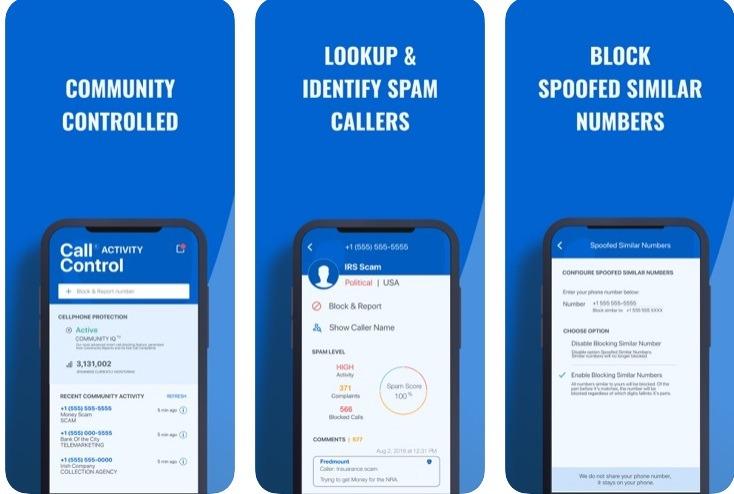best call blocker app-Call Control