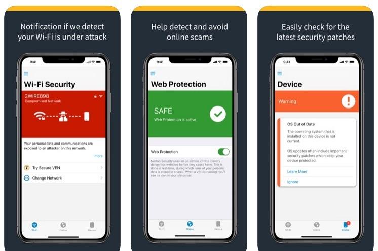 best call blocker app-Norton