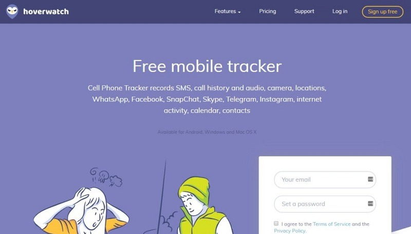 Hoverwatch Phone Tracker Review: Use Hoverwatch App to Track a Device Remotely