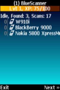 bluetooth hack app-Blue Scanner