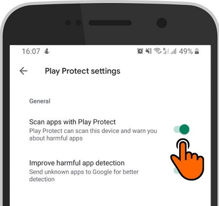 install hoverwatch on a target phone-1