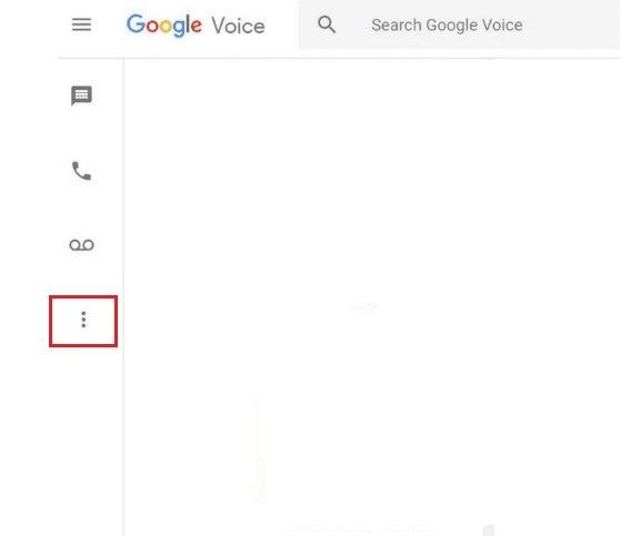 Google Voice - Step 1