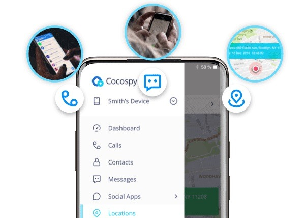 track my kids phone for free with Cocospy
