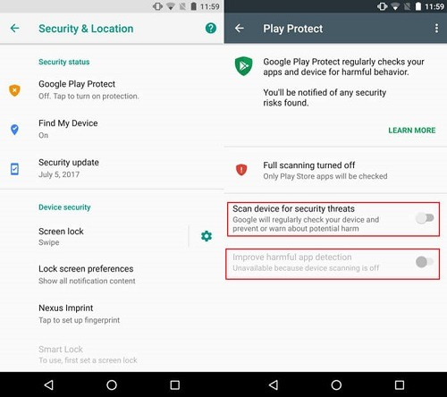 how to see someones location on android 2