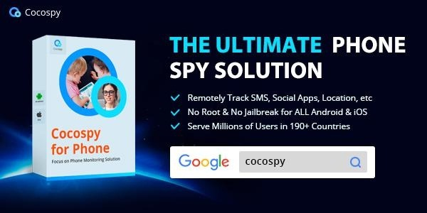 cocospy free sms tracker for android