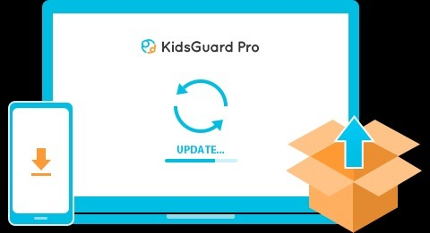 track sms with KidsGuard pro