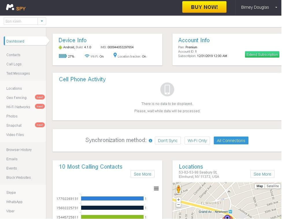 tracking app-mSpy