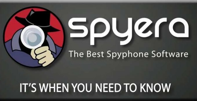 track sms with SPYERA