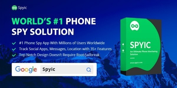 spyic free sms tracker for android
