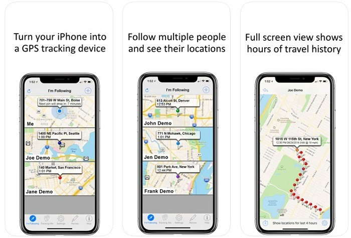 Employee GPS Tracking App-GPS Phone Tracker