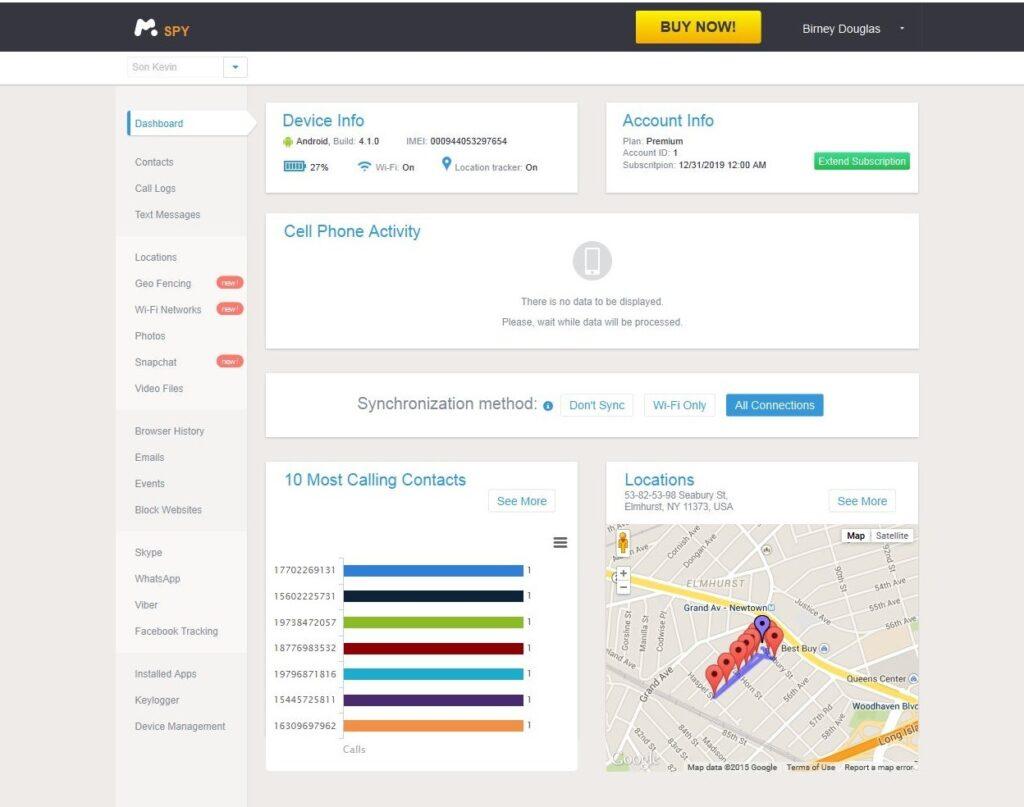 free employee monitoring